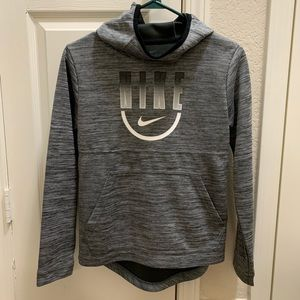 Nike Shirts & Tops - Nike sweatshirt hoodie large. Excellent condition